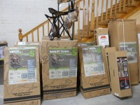 Large Variety of Deer Stands